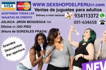 69 sexshop del peru  San_Borja