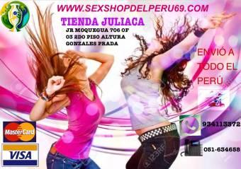 SEXSHOP TIENDA JULIACA PRODUCTOS ----