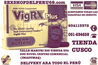 SEXSHOP PRODUCTOS ERÓTICOS ---- PERU