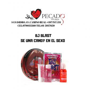 bj candy caramelo explosivo disfruta mejores encuentros orales en sexshop san isidro 979033560