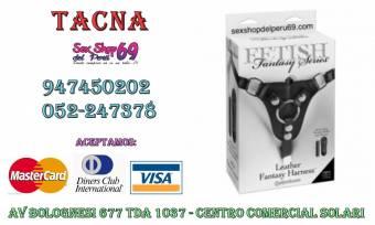 VIBRADOR INALAMBRICO HARNESS..TELE:054-312230