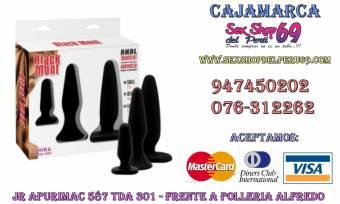 SEXSHOPDELPERU69 ANAL TRAINER KIT TELE: 01 -5963316