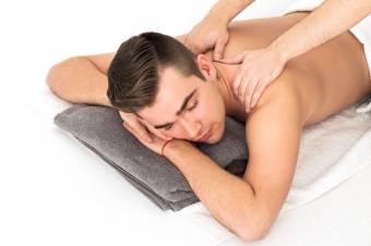 Masaje para contrarrestar la ansiedad y el estres