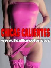 Chicas Calientes en Barcelona!