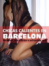 Chicas Calientes en Barcelona!!!