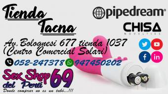 Vibradores y Masturbadores en Tacna
