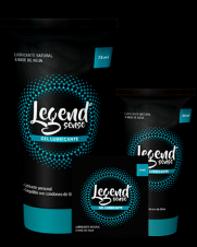 Gel Lubricante Legend sense