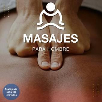 Masaje para recobrar el equilibrio y disminuir los puntos de tension