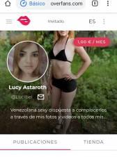 Venezolana sexy virtual
