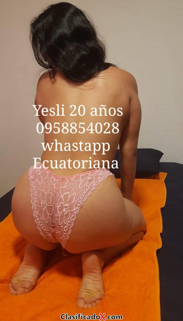 POCOS DIAS LINDA ♥ECUATORIANA♥ 0958854028