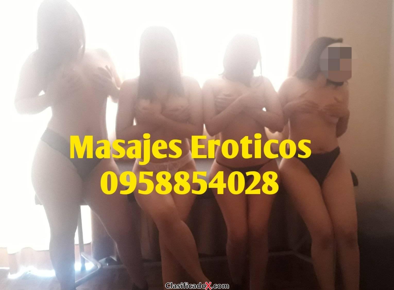 40$ LA HORAMASAJES COMPLETOS EN QUITO