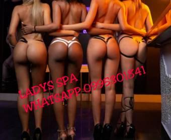 TE GUSTA LA EXCLUSIVIDAD SOMOS LADYS SPA MASAJISTAS AAA