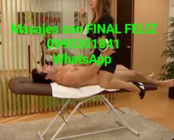 Centro de masajes eroticos y tantricos RICO FINAL FELIZ