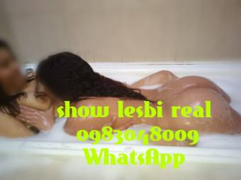 SHOW LESBI REAL LAS MAS BELLAS ESCORTS