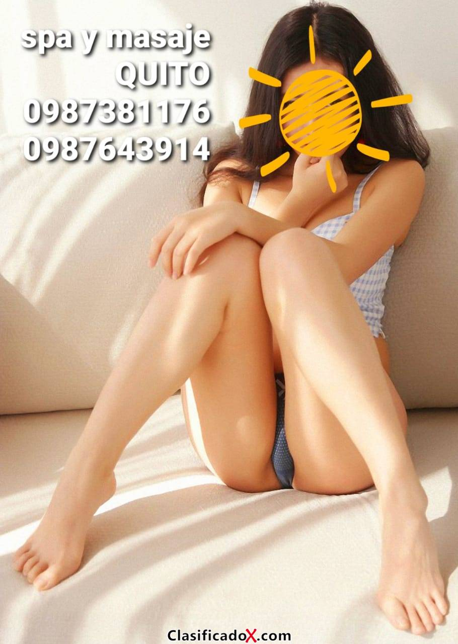 MIERCOLES de masajes eroticos y QUITO SPA