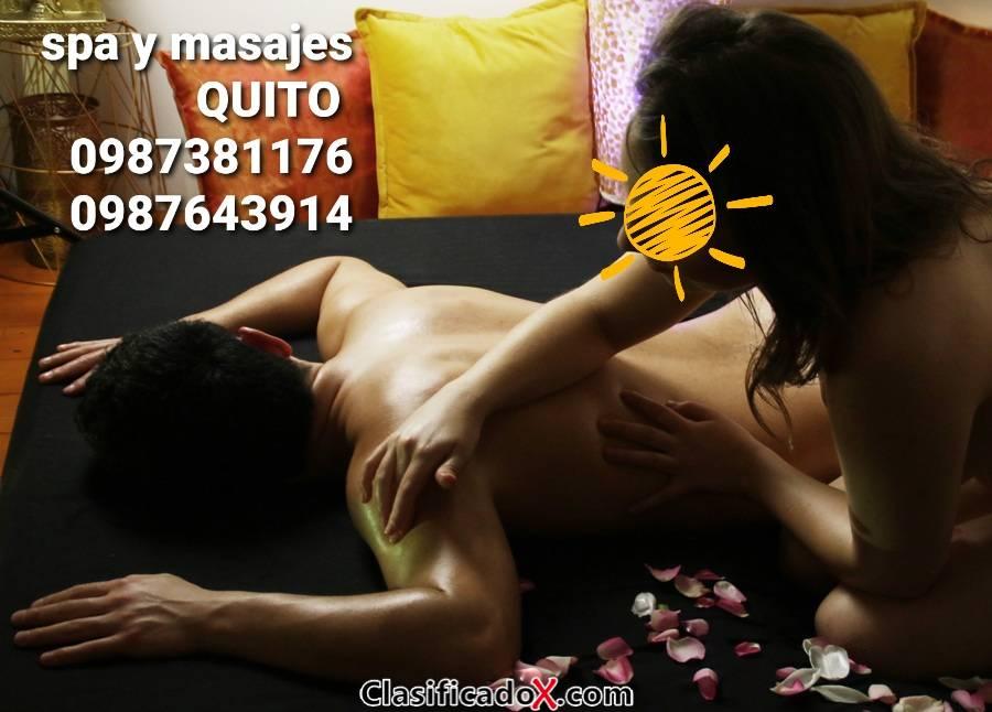 el verdadero masaje erotico con sensuales manos en QUITO