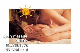 Masajes eroticos en quito ARMONIA SPA