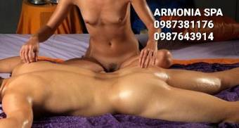 ARMONIA y sobre todo erotismo spa erotico