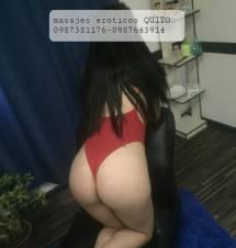 Permitenos consentirte y aliviar tu estrés masajes eroticos QUITO