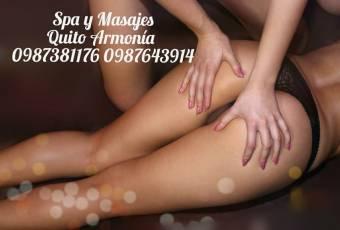 masajes eroticos y todo lo que tu nos pidas ARMONIA te complacemos