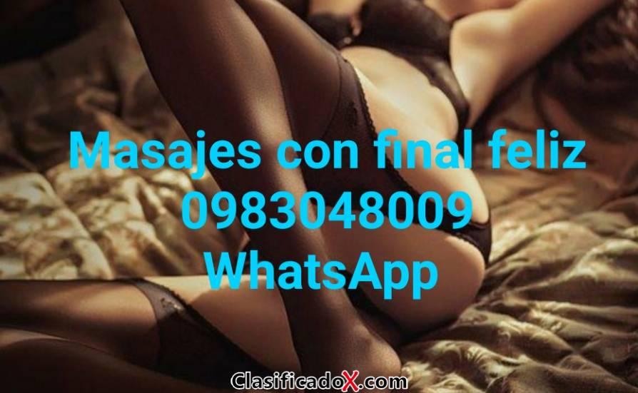 FERIADO SI HAY ATENCION MASAJES TANTRA 40$ LA HORA
