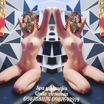 masajes tantra ARMONIA SPA QUITO LLAMANOS