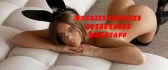 40$ masajes eroticos en quito