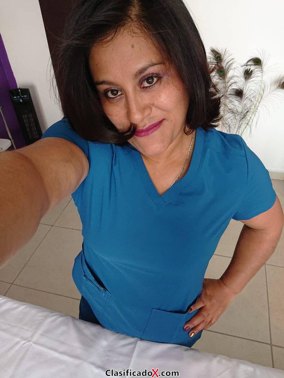Exclusivo RITUAL TANTRA ¡Tienes que vivirlo! Masajes Wendy M16514
