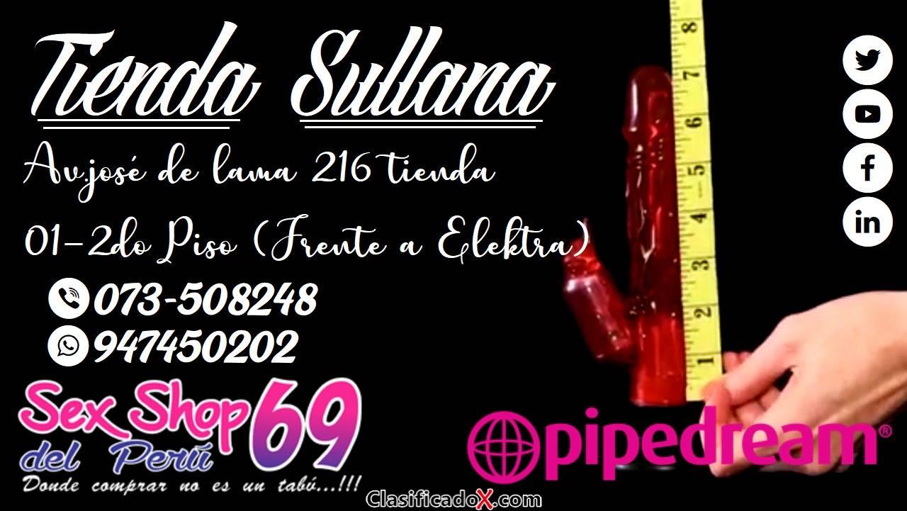 Sex Shop del Perú Sede Sullana