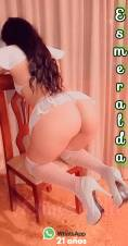 SEXY Y CALIENTE ESTOY EN MI CAMA ESPERANDOTE BB PARA SCARTE TU LECHITA