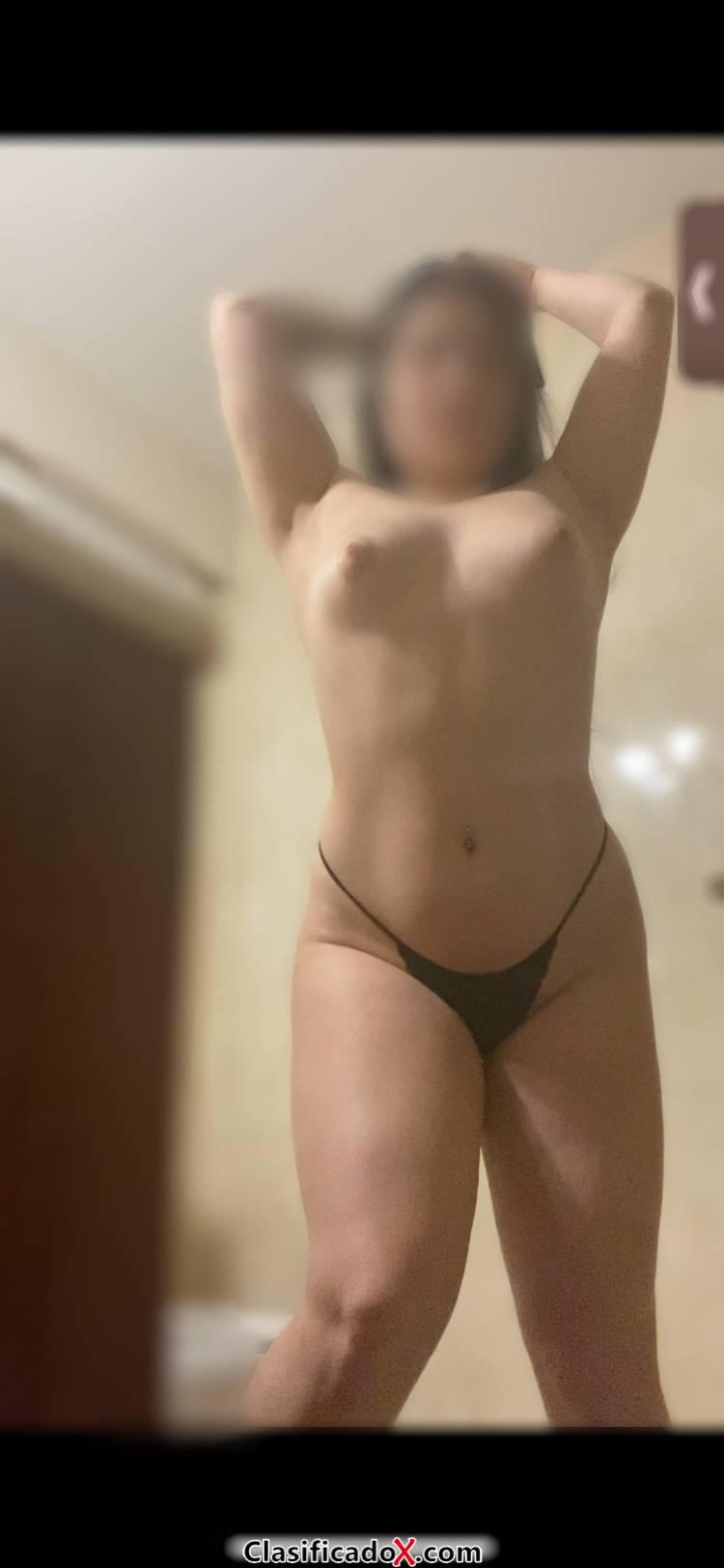 Dulce y sexy morenita!