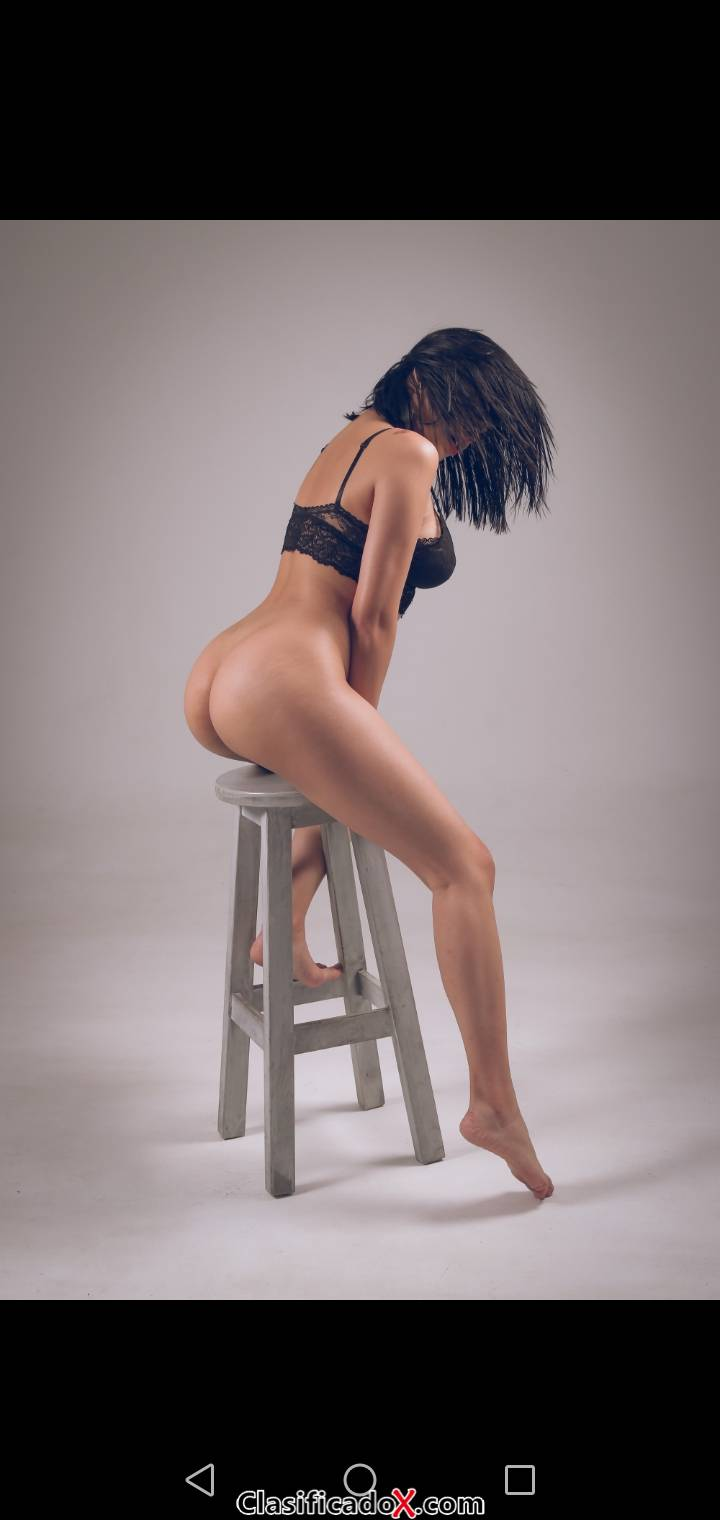 Ven a mi sensual show virtual