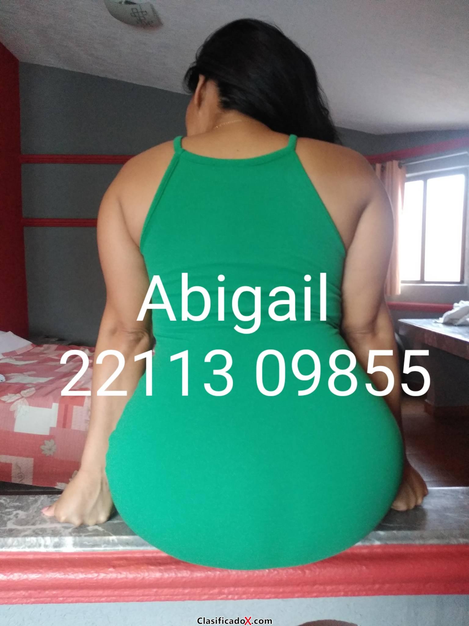 Abigail Deliciosas Nalgotas Redondas Multiorgásmica Guapa