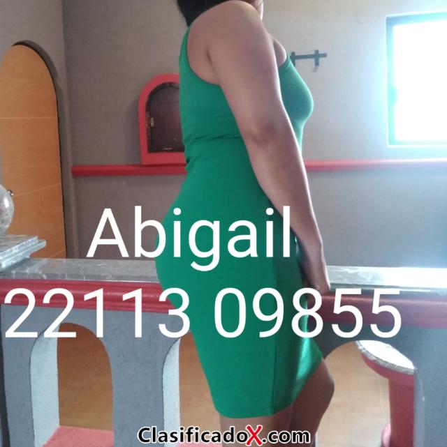 Abigail Milf Discreta Ama de Casa Cuarentona Gordibuena Guapa