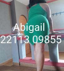 Abigail Discreta Madura Fogosa Golosa Sexy Guapa
