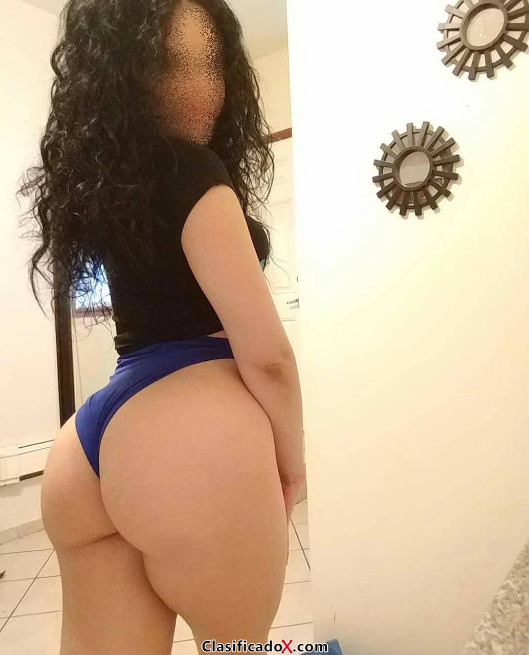 Una sensual chica que te complacerá en todo.